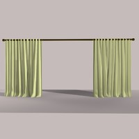 3ds max curtain 1