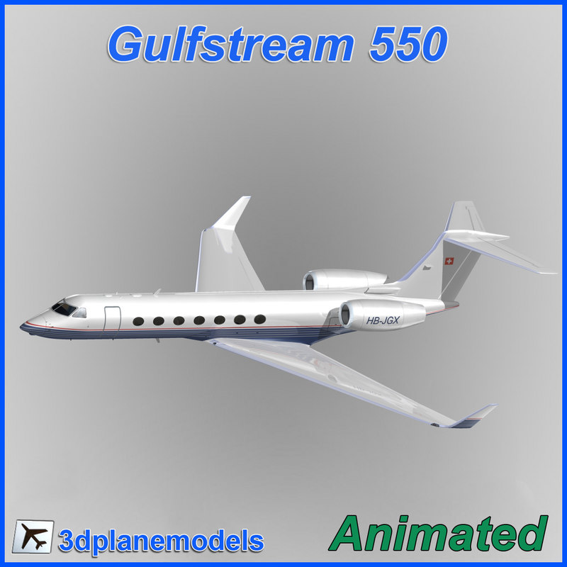 gulfstream g550 max