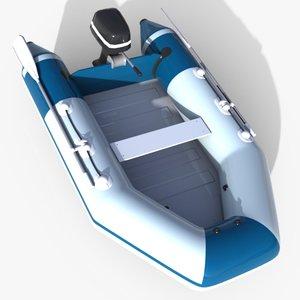 zodiac motor boat max