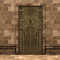 door egypt 3d 3ds