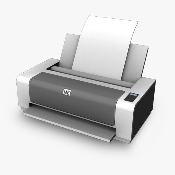 3d printer modern