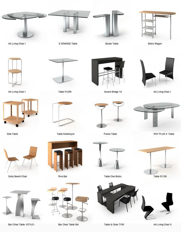 cinema4d designer chair