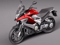 Honda Crossrunner vfr800x 2012