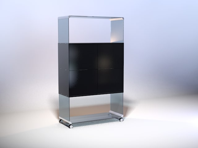 free c4d mode cabinet