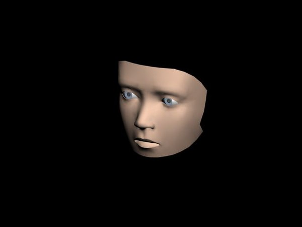 Free Low Poly Head 3D Models for Download | TurboSquid
