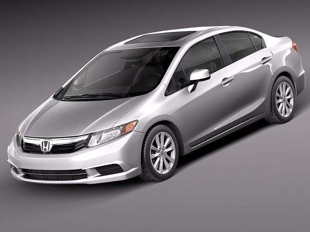 lwo honda civic 2013 usa
