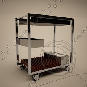 cattelan italia mojito 3d model