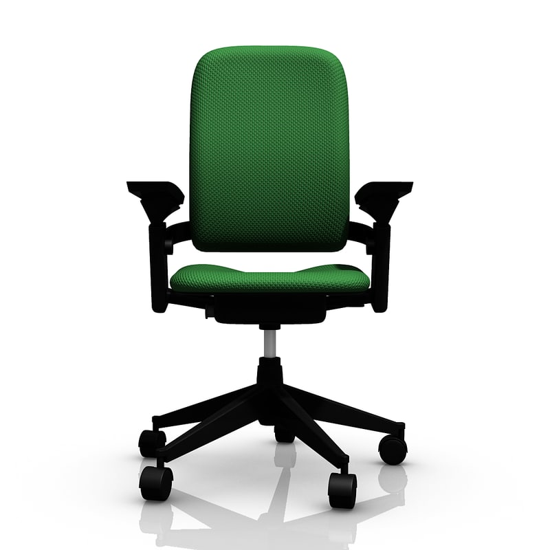 3ds max ergonomic office chair