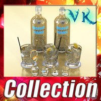 Vodka Absolut Collection
