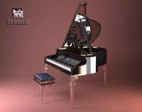 visionnaire piano max