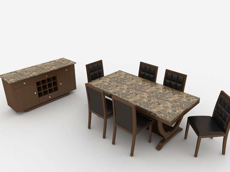 dining room set furniture table max