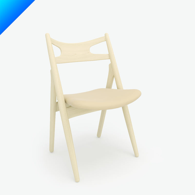 max ch29 sawhorse chair design