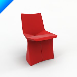 3ds max mars konstantin grcic chair