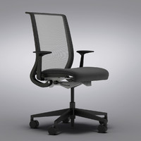 Crate and Barrel - Steelcase Think Office Chair
