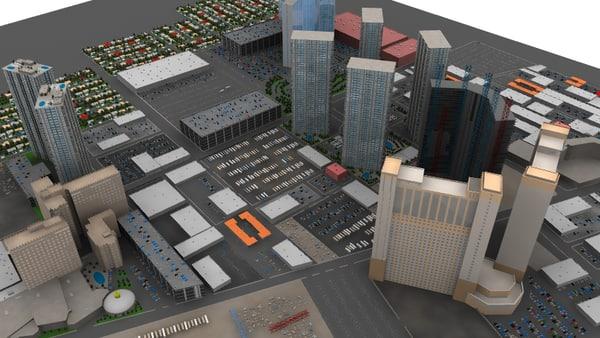 fbx downtown las vegas