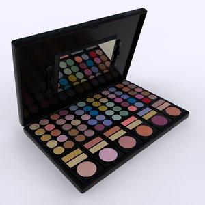3d makeup kit
