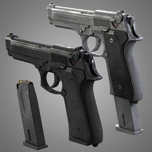 max beretta pistol