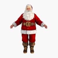 Santa Claus static
