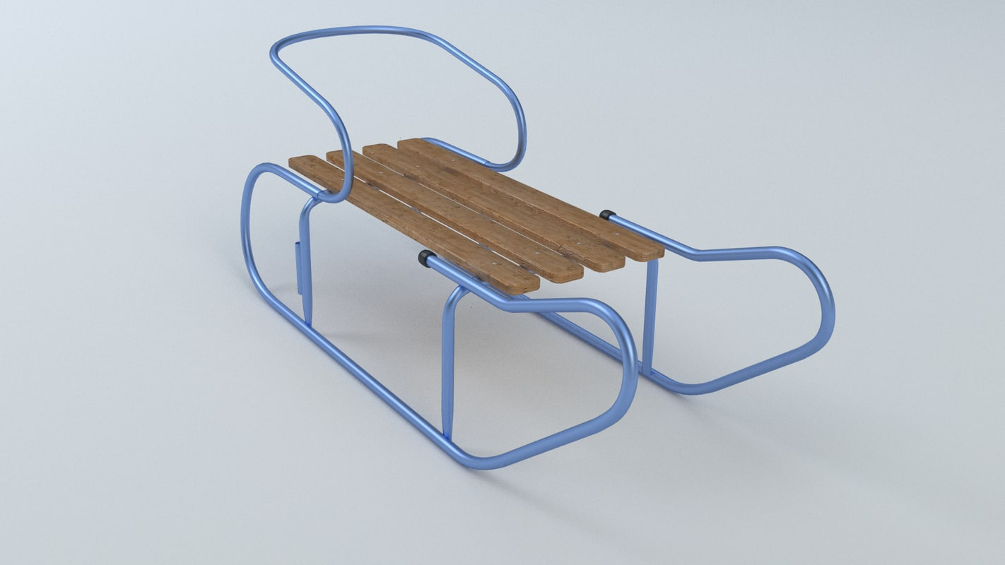 maya sled
