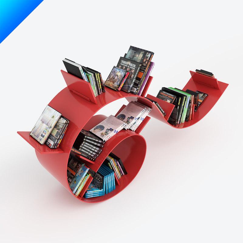 bookworm short ron arad