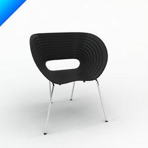 maya tom vac chair design