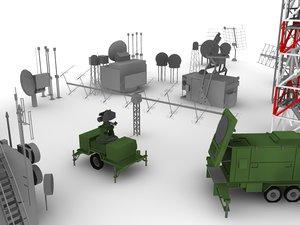 radar military 3d ma