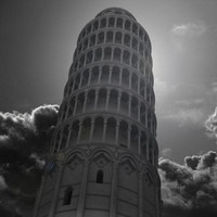 Leaning tower of Pisa (80 % discount)