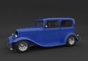 ford sedan 3D models