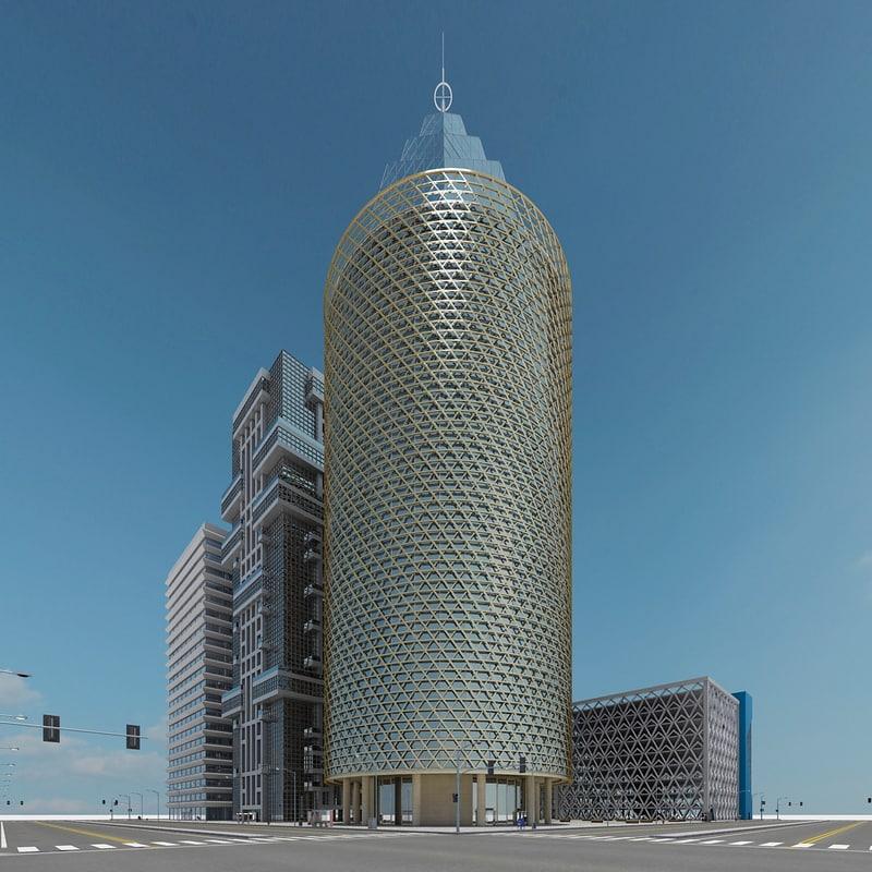 max new city block 3