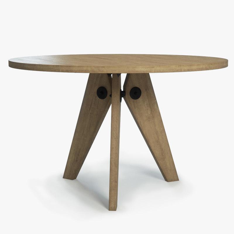 jean prouvé table max