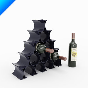 3ds max infinity ron arad bottles