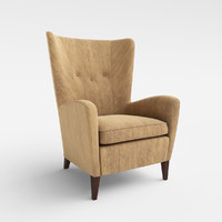 Morgan Furniture Seville 750 - Wing Armchair