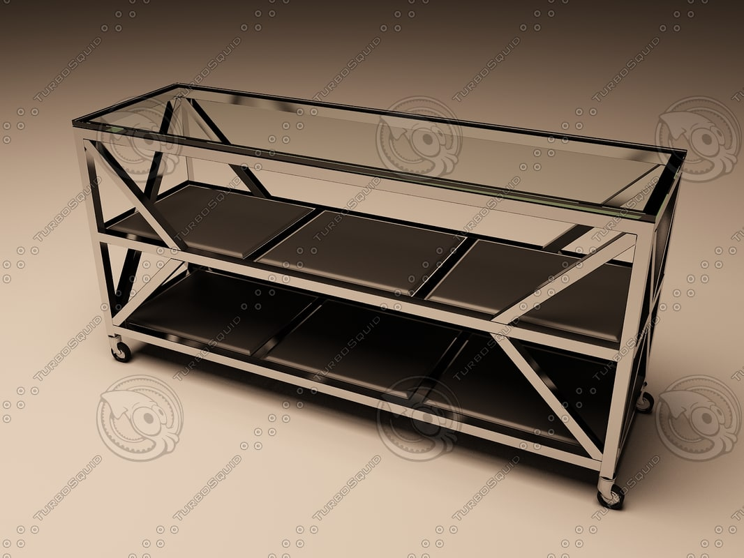 eichholtz table console prado 3d 3ds