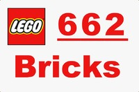662 lego bricks 3d 3ds