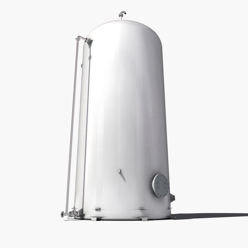 atmospheric tank storage obj