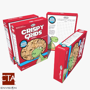 cereal box 3ds