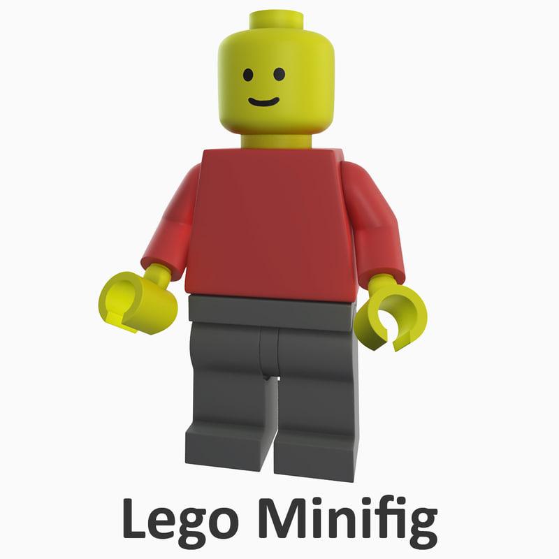 max lego minifig