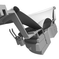Speaker cutaway