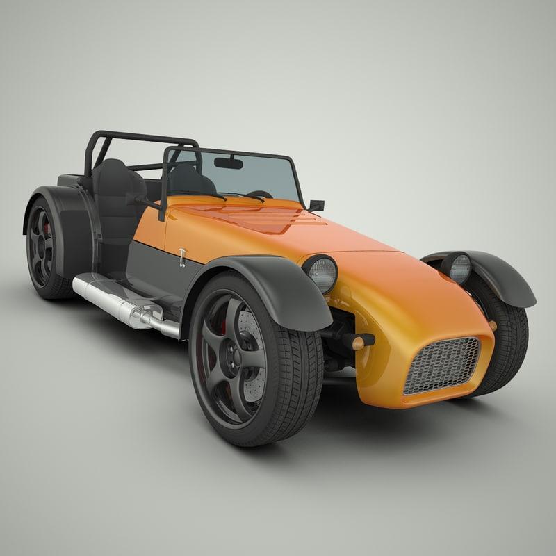 kit car track 3ds