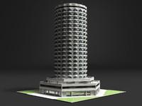Hotel skyscraper