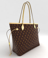 3d louis vuitton 2012 model