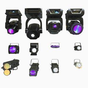 3d lighting package