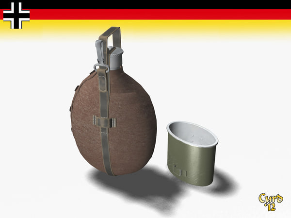 lightwave canteen german wwii