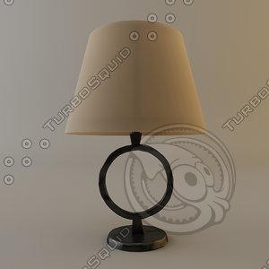 objet insolite dona lamp max
