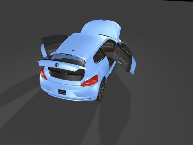 car v 3d model