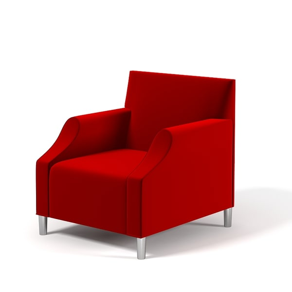 cassina phillippe starck 3d max