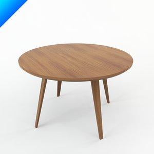 c4d cherner table design norman
