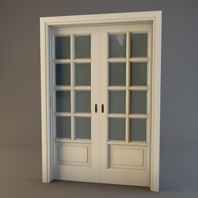 Door 3d model for Door 3d model