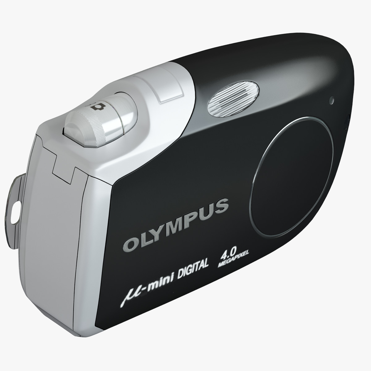 olympus m mini black c4d