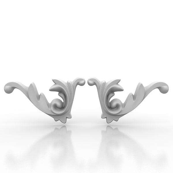 3d model arch elements 37